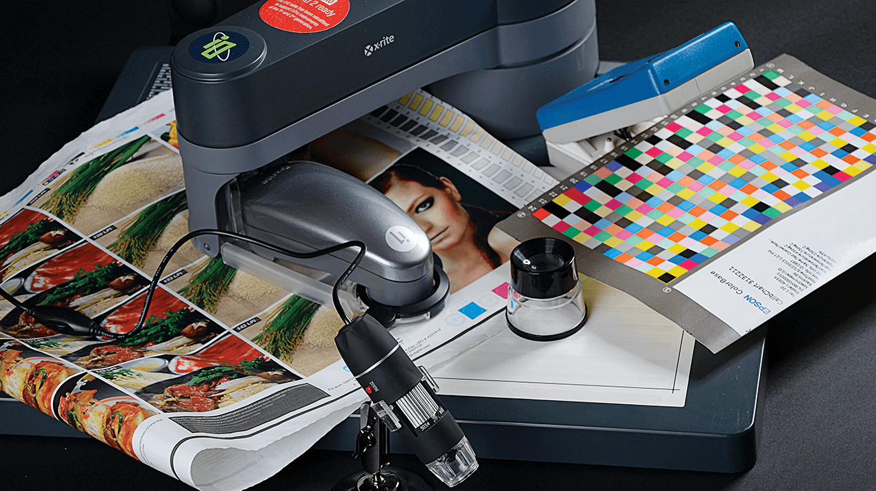 Prepress: Color management